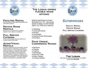 The Logan Brochure
