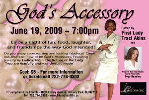 TLC God's Accessory - Women's Gathering