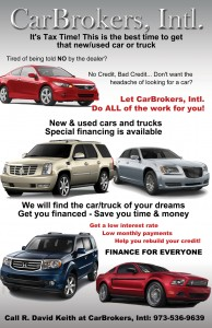 CarBrokers poster
