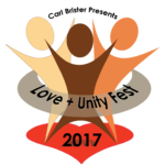 Love+Unity Fest Logo
