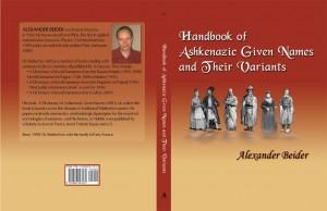 Handbook of Ashkenazic Given Names & Their Variants